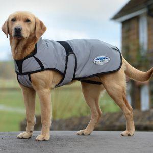 WeatherBeeta ComFiTec Reflective Dog Coat Medium