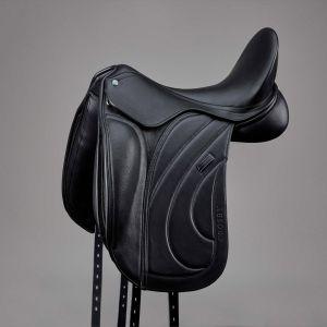 Crosby Dressage Adj Knee Block Saddle