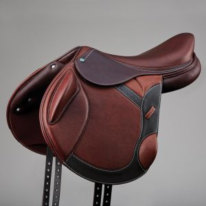Crosby Monoflap Covered Leather Event Saddle