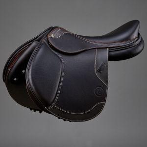 Enzo Treviso Anita Medium Seat Close Contact Jump Saddle