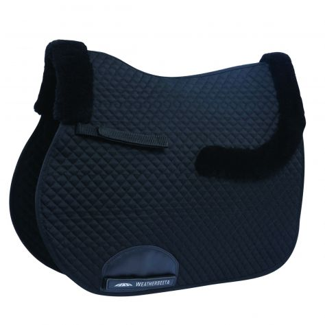 WeatherBeeta All Purpose Saddle Pad with Merino Edging