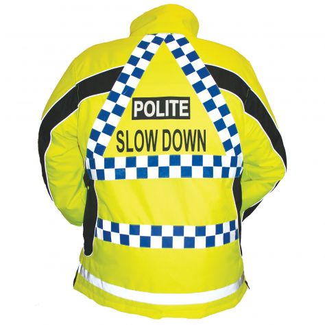 Equisafety Polite Winter Aspey Jacket