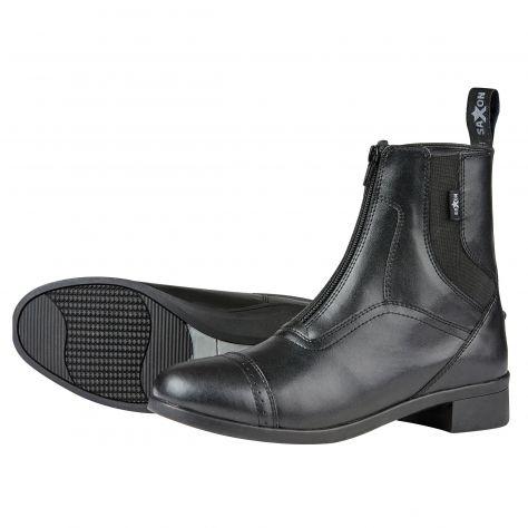 Saxon Syntovia Reissverschluss Paddock Stiefel