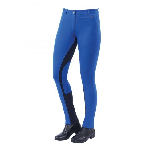 Dublin Supa-Fit Euro Seat Zip Up Jodhpurs