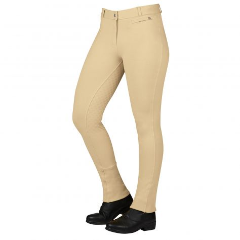Dublin Supa-Fit Zip Up Gel Full Seat Jodhpurs