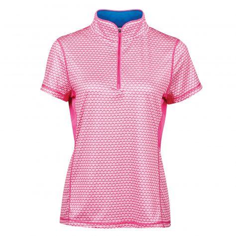 Dublin Kylee Printed Short Sleeve Shirt