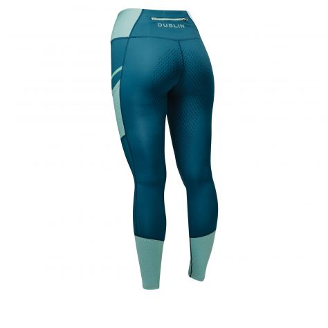 Dublin Power Tech Farbblock Vollbesatz Grip Reitleggins
