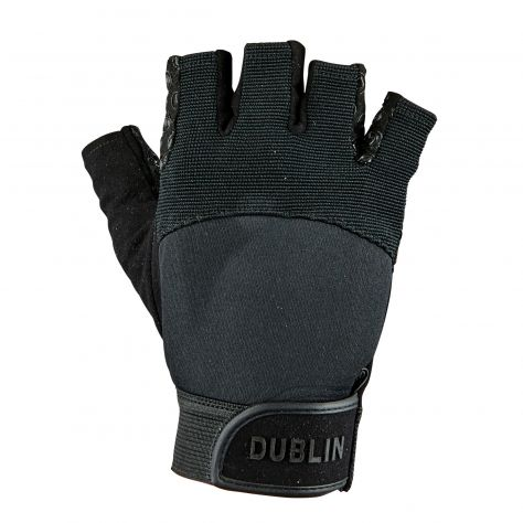 Dublin Fingerless Country Reithandschuhe