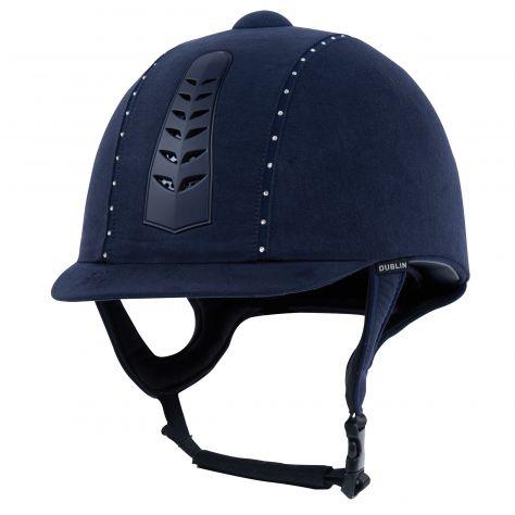 Dublin Silver Pro Diamante Hat