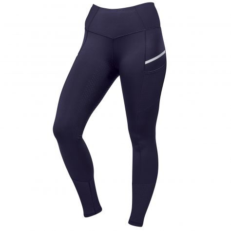 Dublin Power Tech Vollbesatz Grip Reitleggins