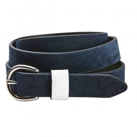 Dublin Suede Leather Belt