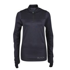 Dublin Black Jenny Half Zip Competition Shirt