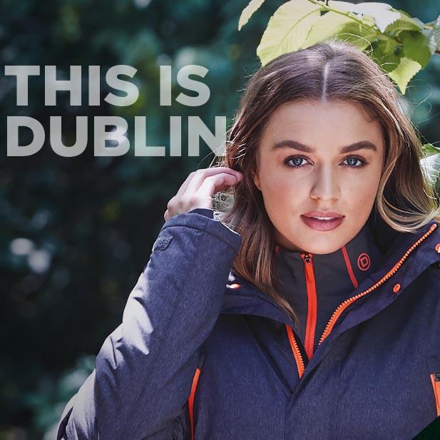 Dublin Winter 2020 Bekleidung
