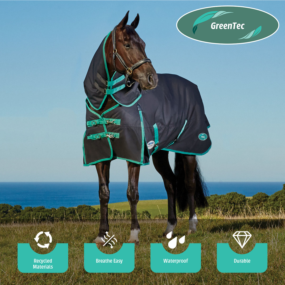 NEW: WEATHERBEETA GREEN-TEC RANGE
