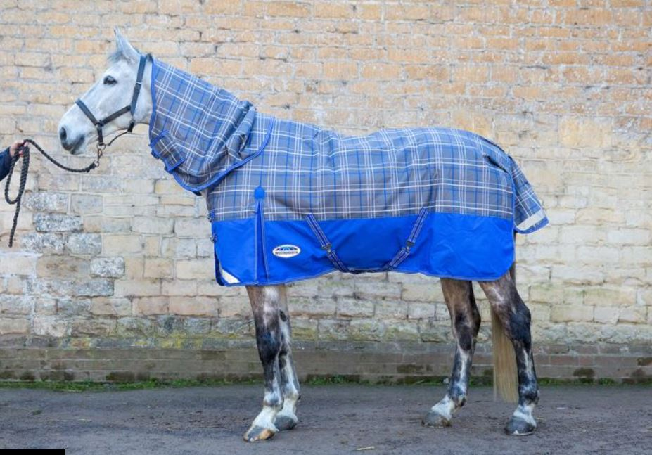 Product Review: WeatherBeeta ComFiTec Premier Trio Detach-A-Neck Medium Turnout