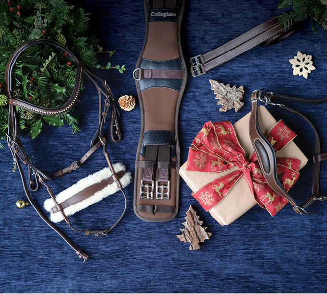 Collegiate Saddlery Gift Guide