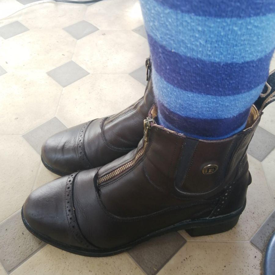 Product Review: Dublin Rapture Zip Boots