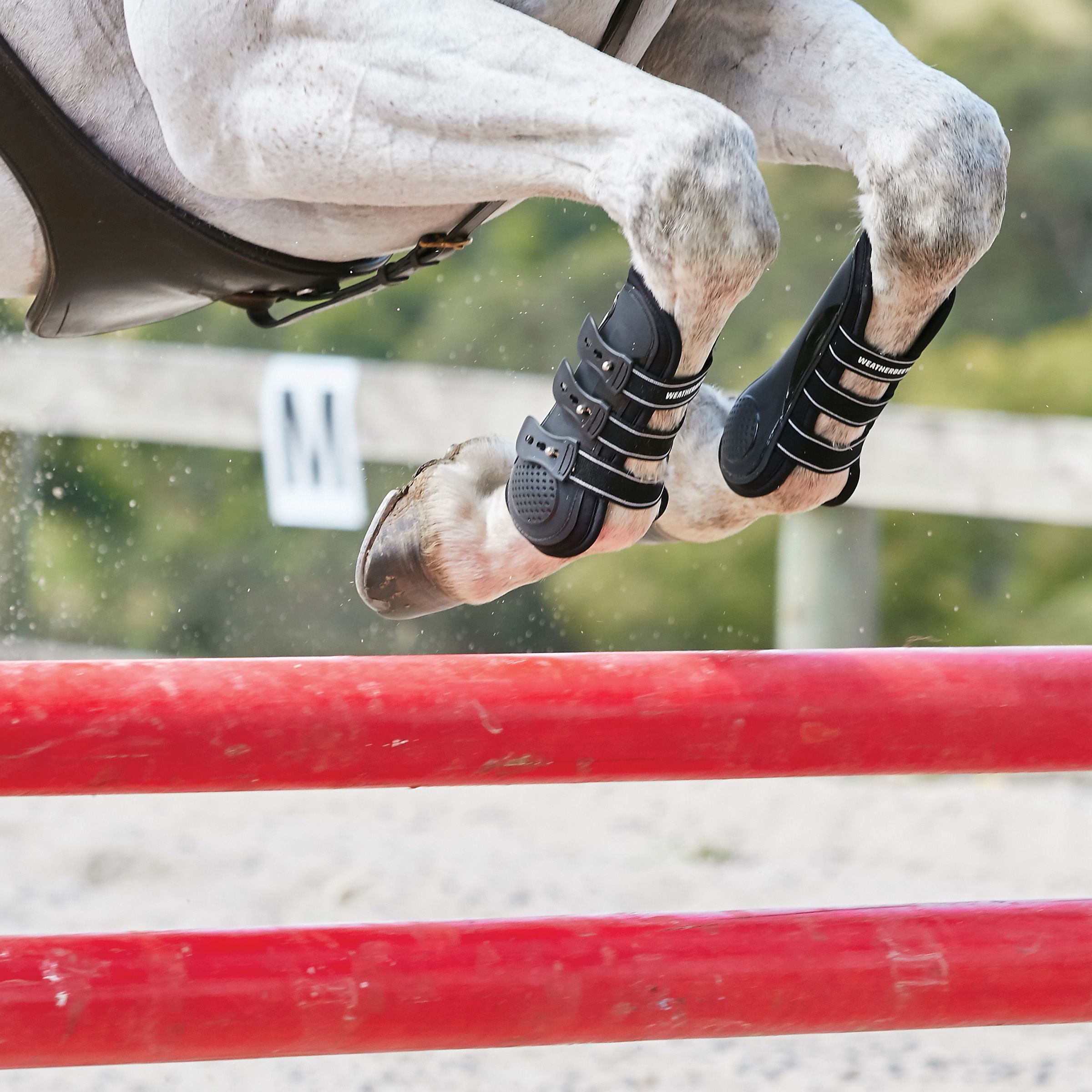 Does my horse need to wear boots?