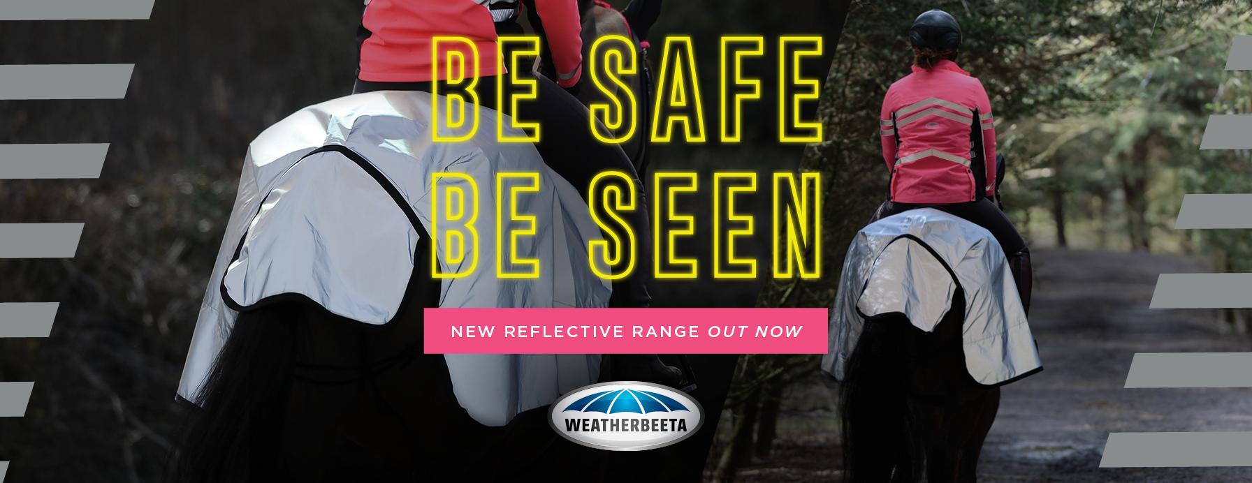 weatherbeeta reflective hi-viz range