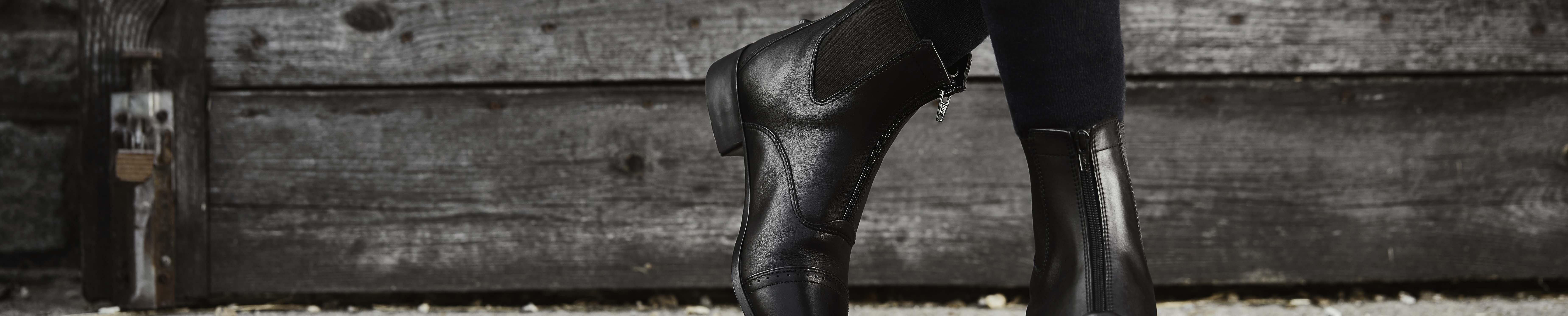 Boots & Bottes