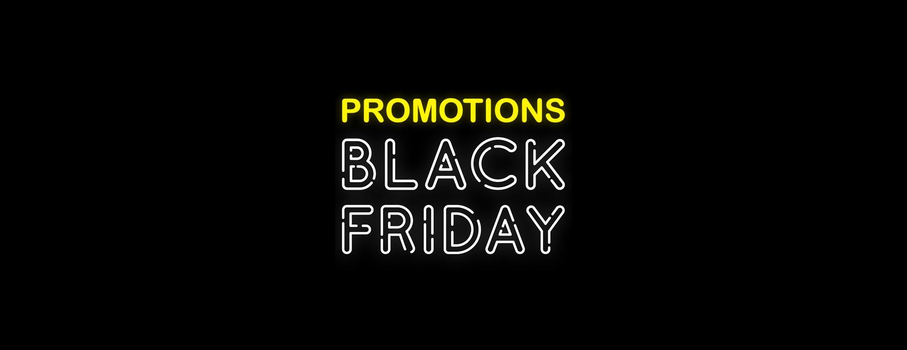 Ventes Black Friday