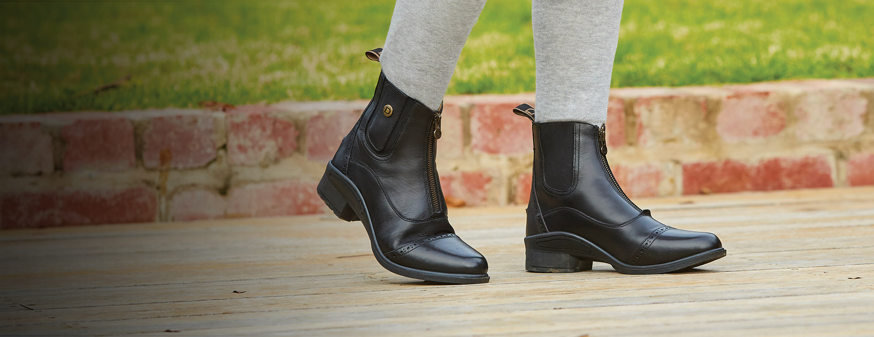dublin jodhpur and paddock boots