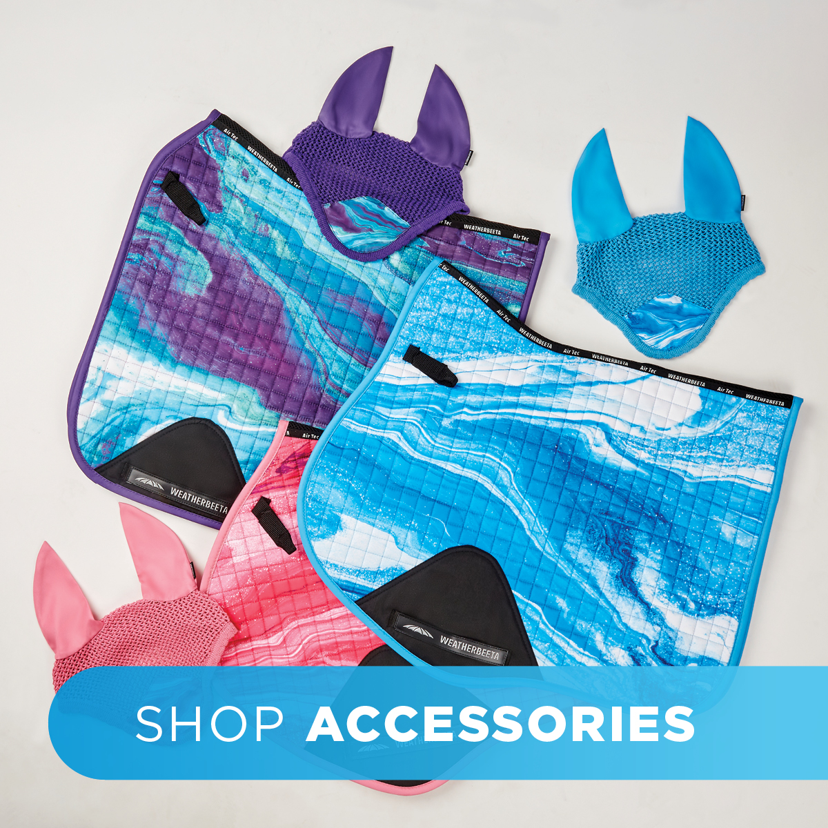marble print accessories