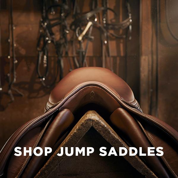 crosby jump saddles