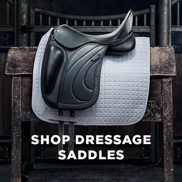 crosby dressage saddles