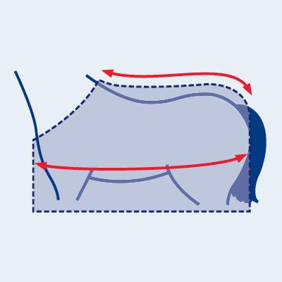 weatherbeeta rug size guide