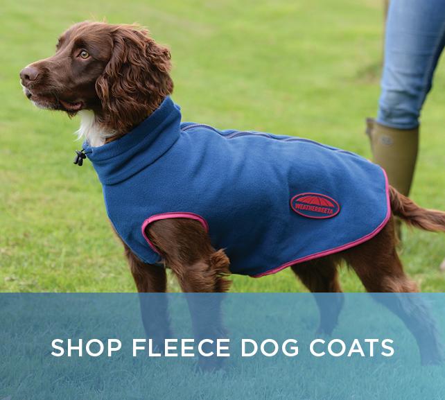 Shop Fleece Dog Coats
