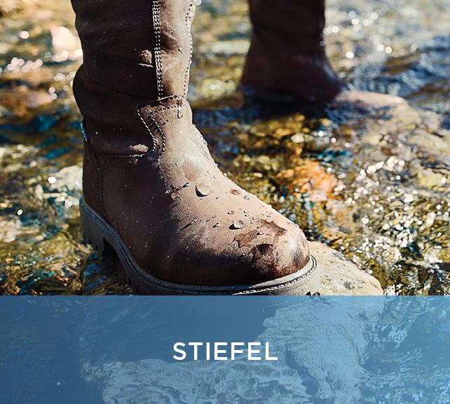 Stiefel shoppen