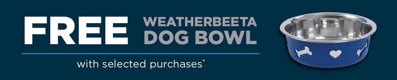 dog bowl GWP