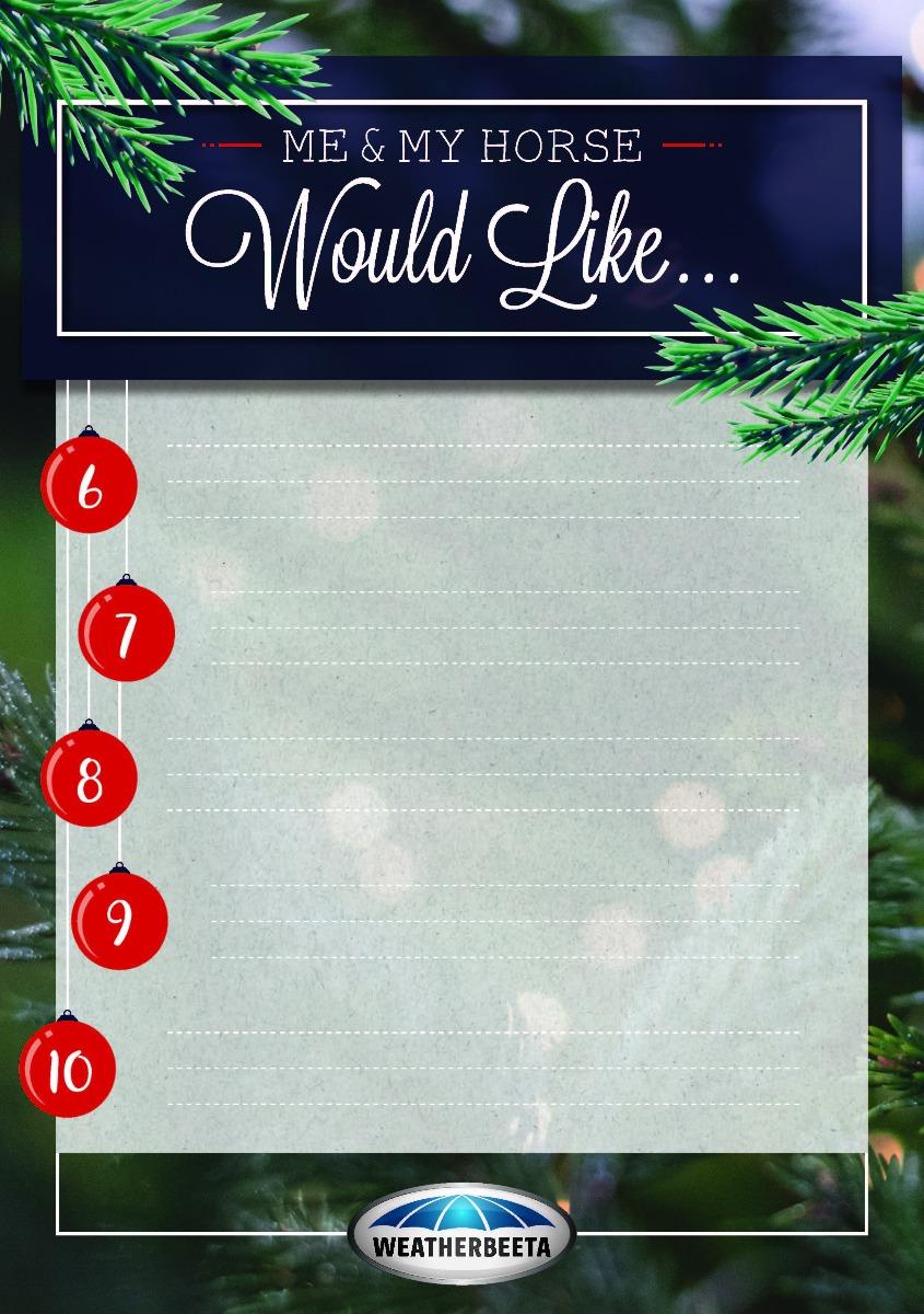 Wish List Page 2