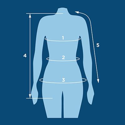 weatherbeeta apparel size guide