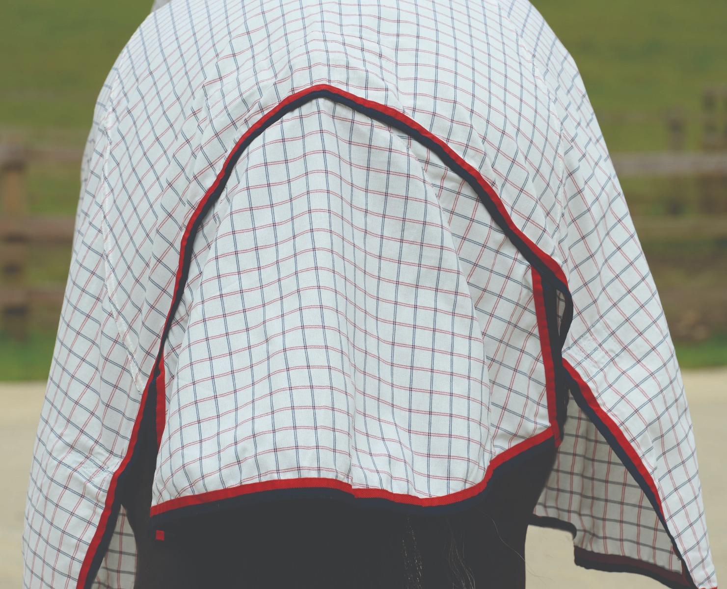Summer Sheet Tail Flap