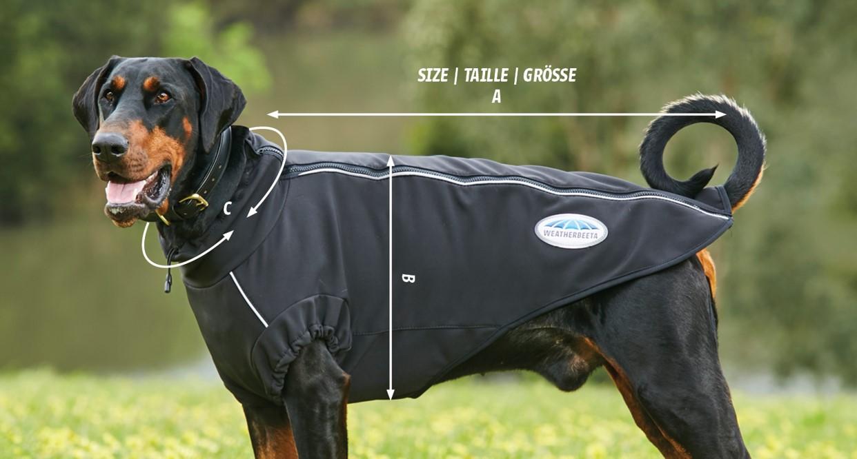 WeatherBeeta ComFiTec Active Dog Coat