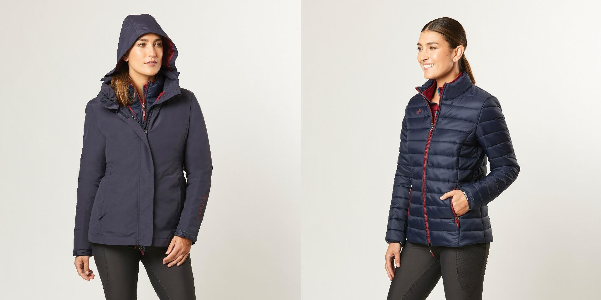 dublin peyton jacket