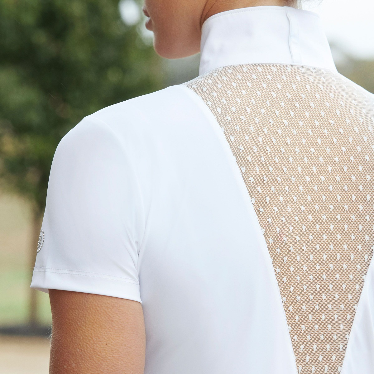 dublin tara lace competition shirt