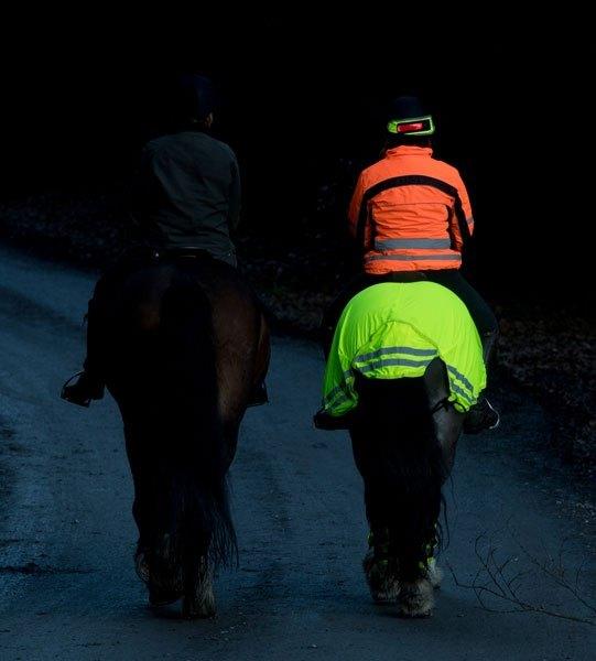 hi vis for horse riders