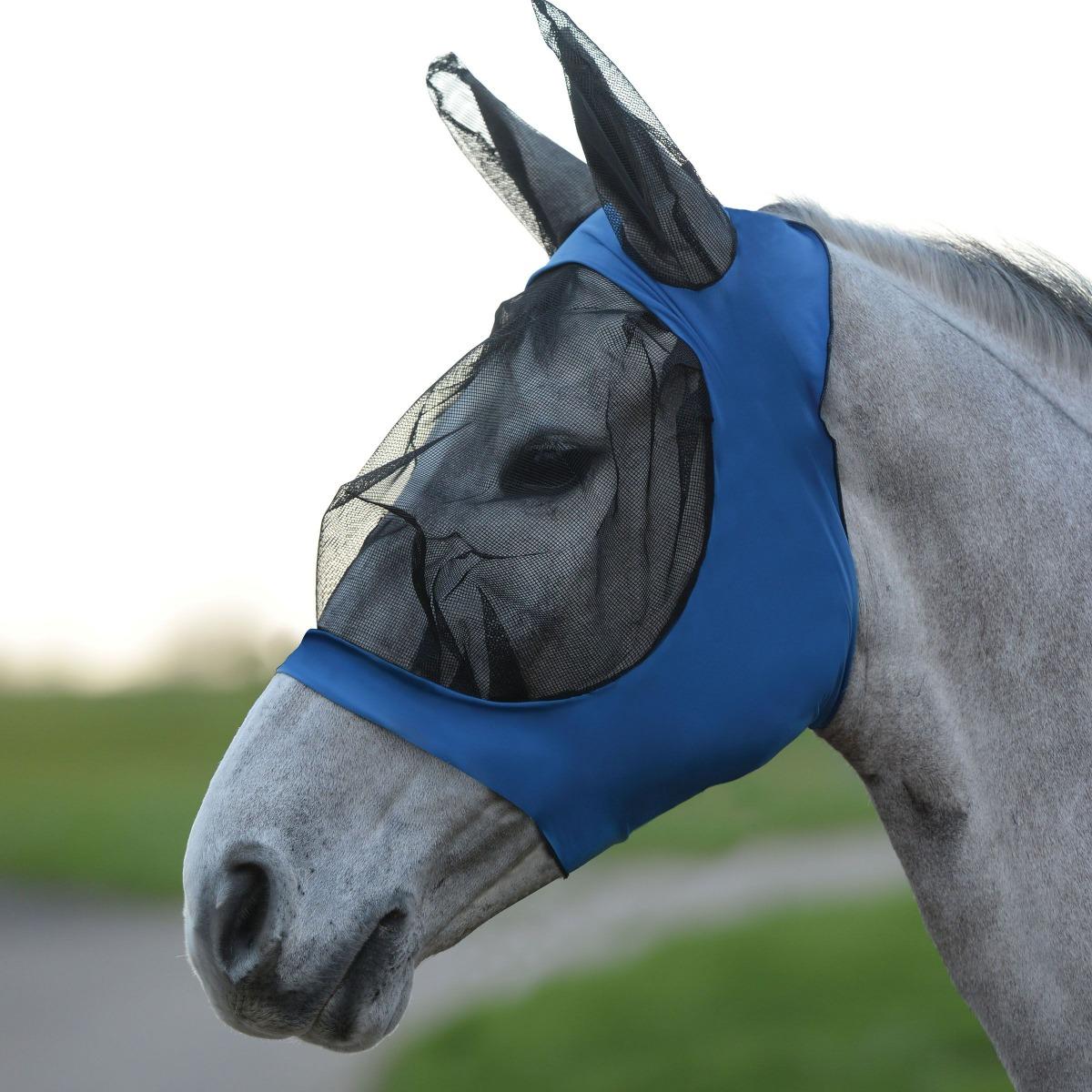stretch fabric fly mask