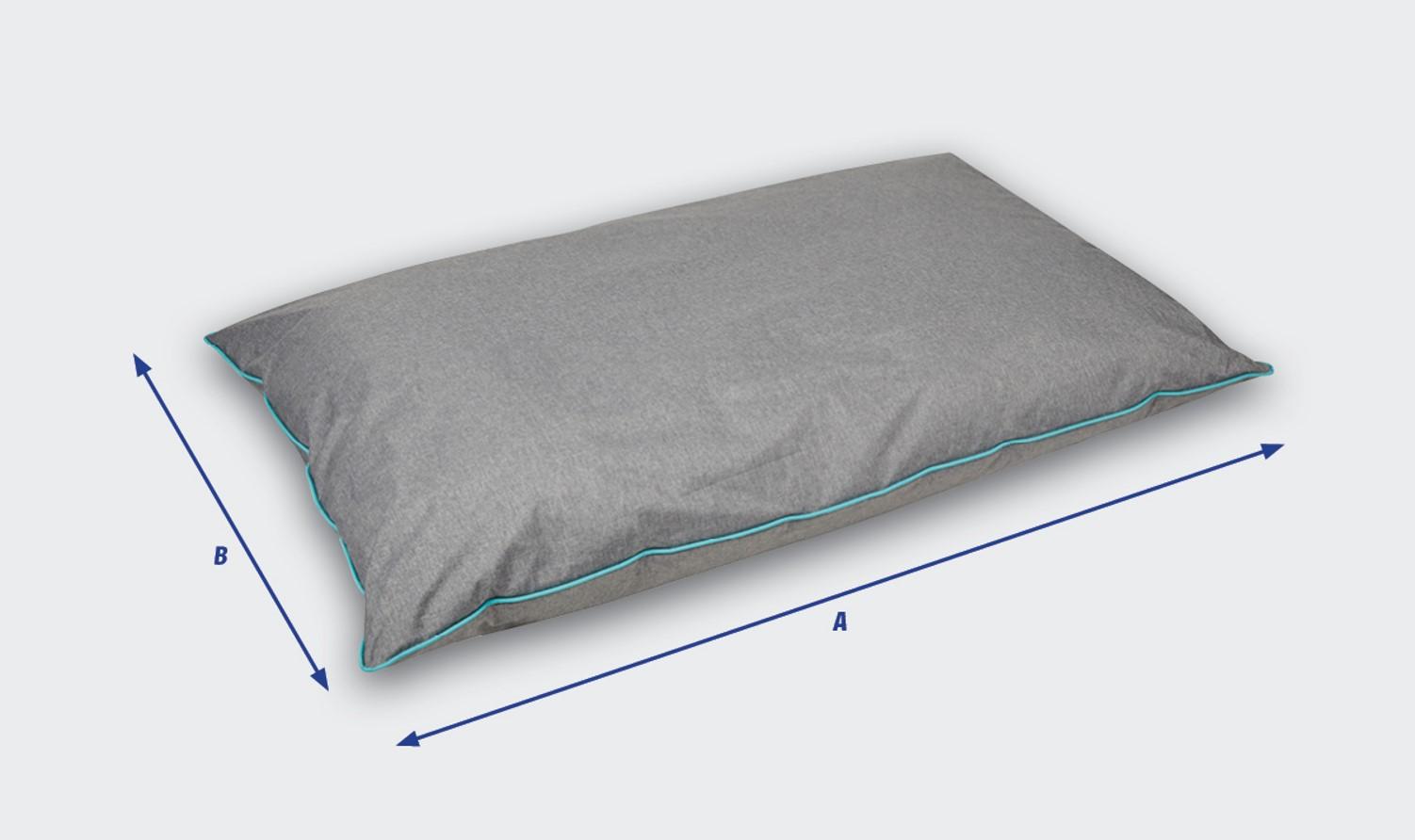 weatherbeeta pillow waterproof dog bed