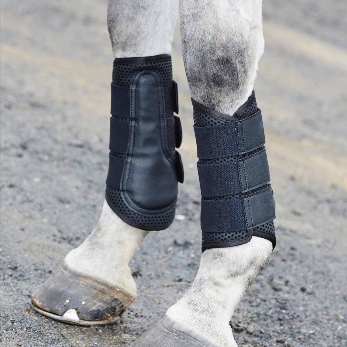weatherbeeta brushing boots