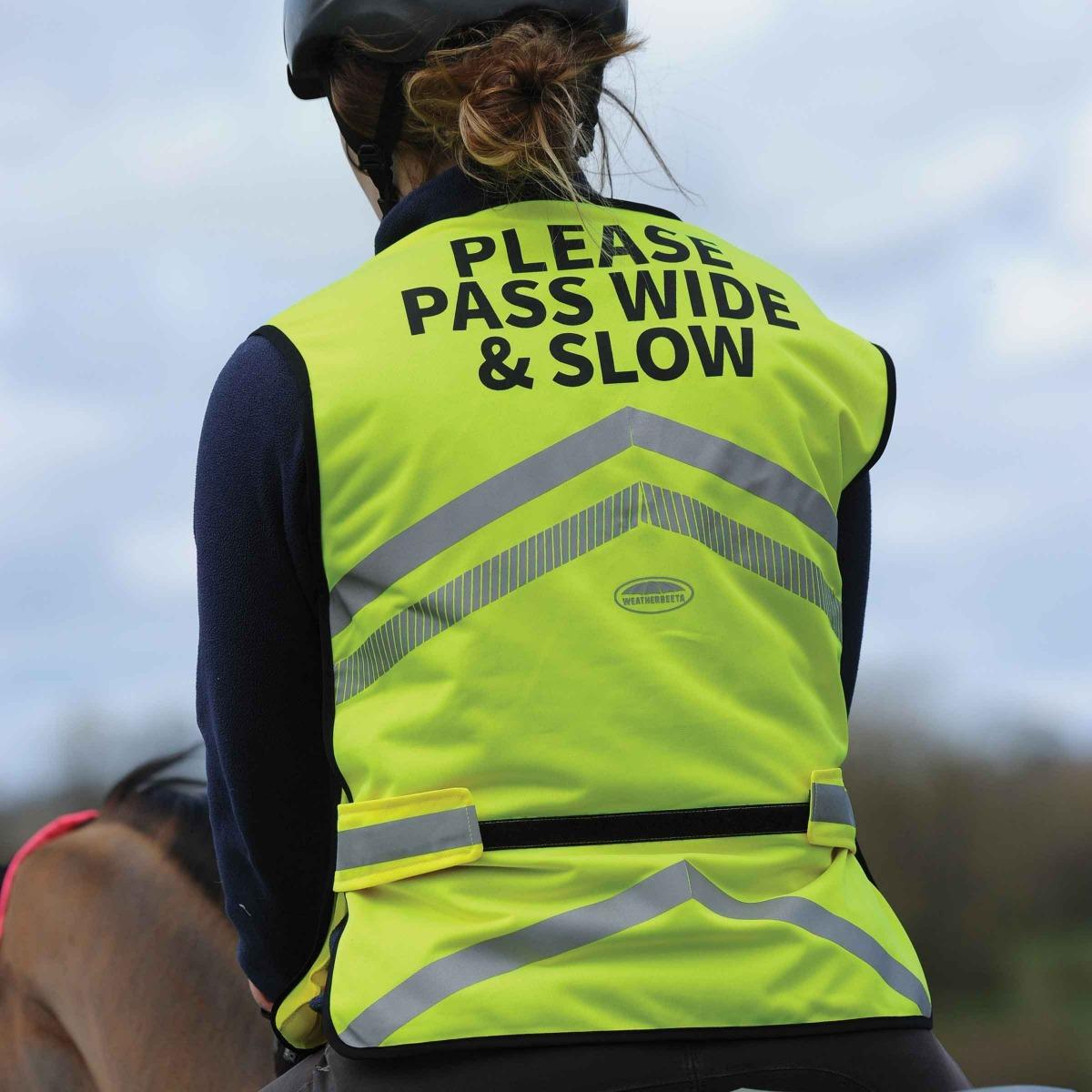 weatherbeeta reflective waistcoat